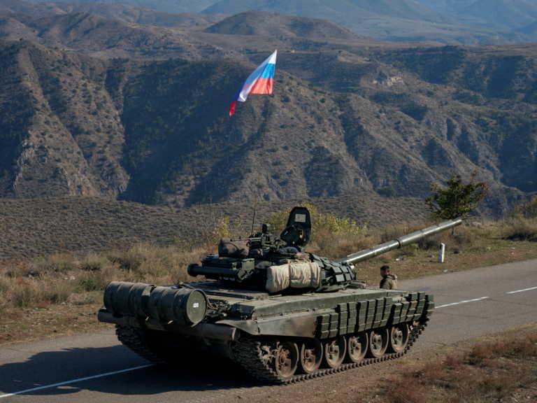 Ναγκόρνο Καραμπάχ: Συμφωνία Ρωσίας και Τουρκίας για… να επιτηρούν μαζί την περιοχή