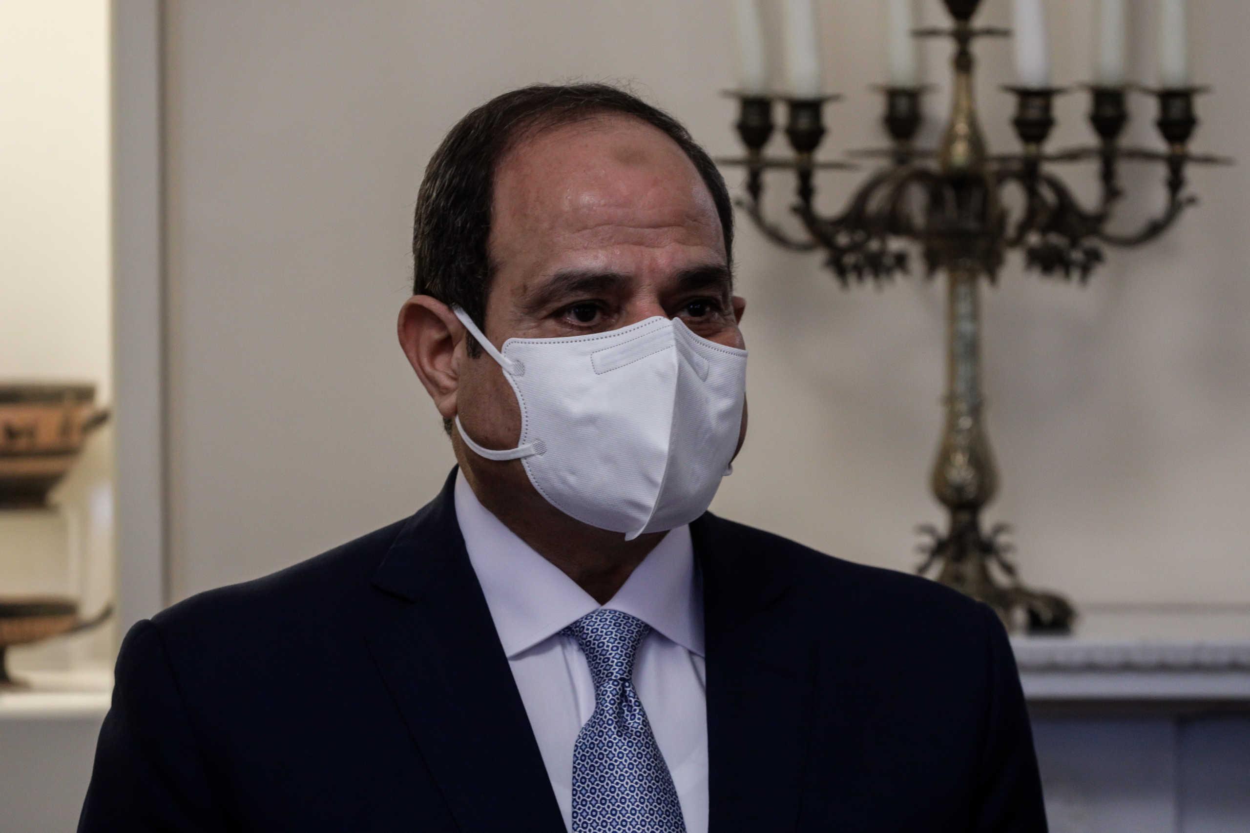Αίγυπτος: Μήνυμα στήριξης από τον Αλ Σίσι προς τον Πατριάρχη Θεόδωρο