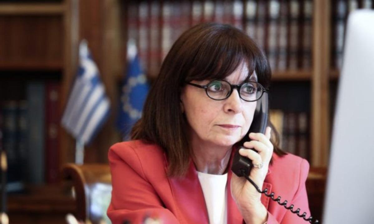 Σακελλαροπούλου: Το μήνυμα για την Παγκόσμια Ημέρα Ελληνικής Γλώσσας
