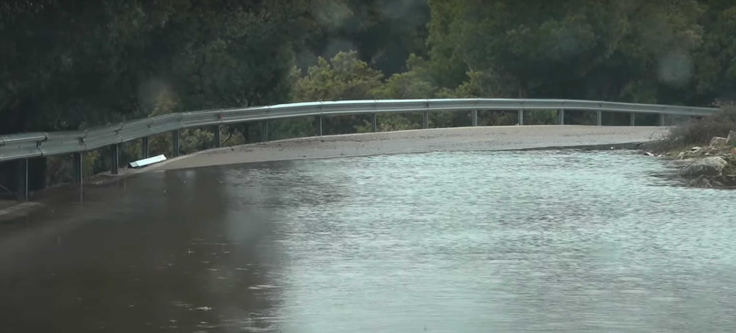 Σαρδηνία: Τρείς νεκροί από τις καταστροφικές πλημμύρες (video)