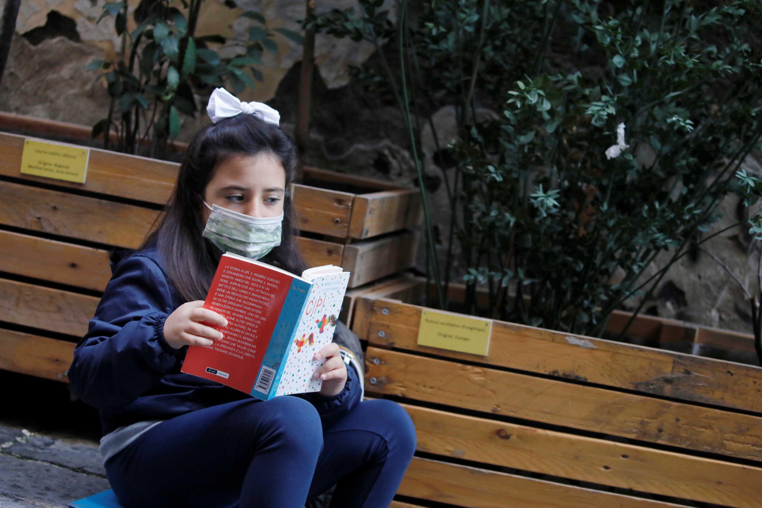 Σταδιακό «λουκέτο» στα σχολεία της Ευρώπης φέρνει ο κορονοϊός