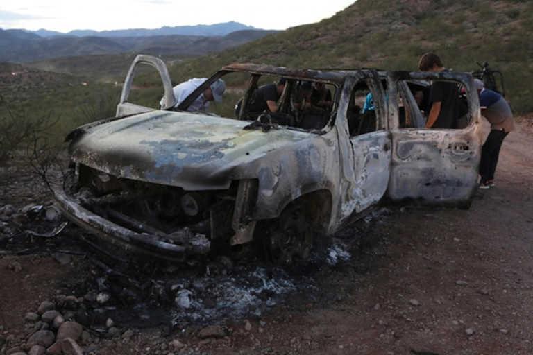 """Μεξικό: Συνελήφθη ο """"εγκέφαλος"""" της Μια φρικιαστικής δολοφονίας γονιών και παιδιών στην Σονόρα"""