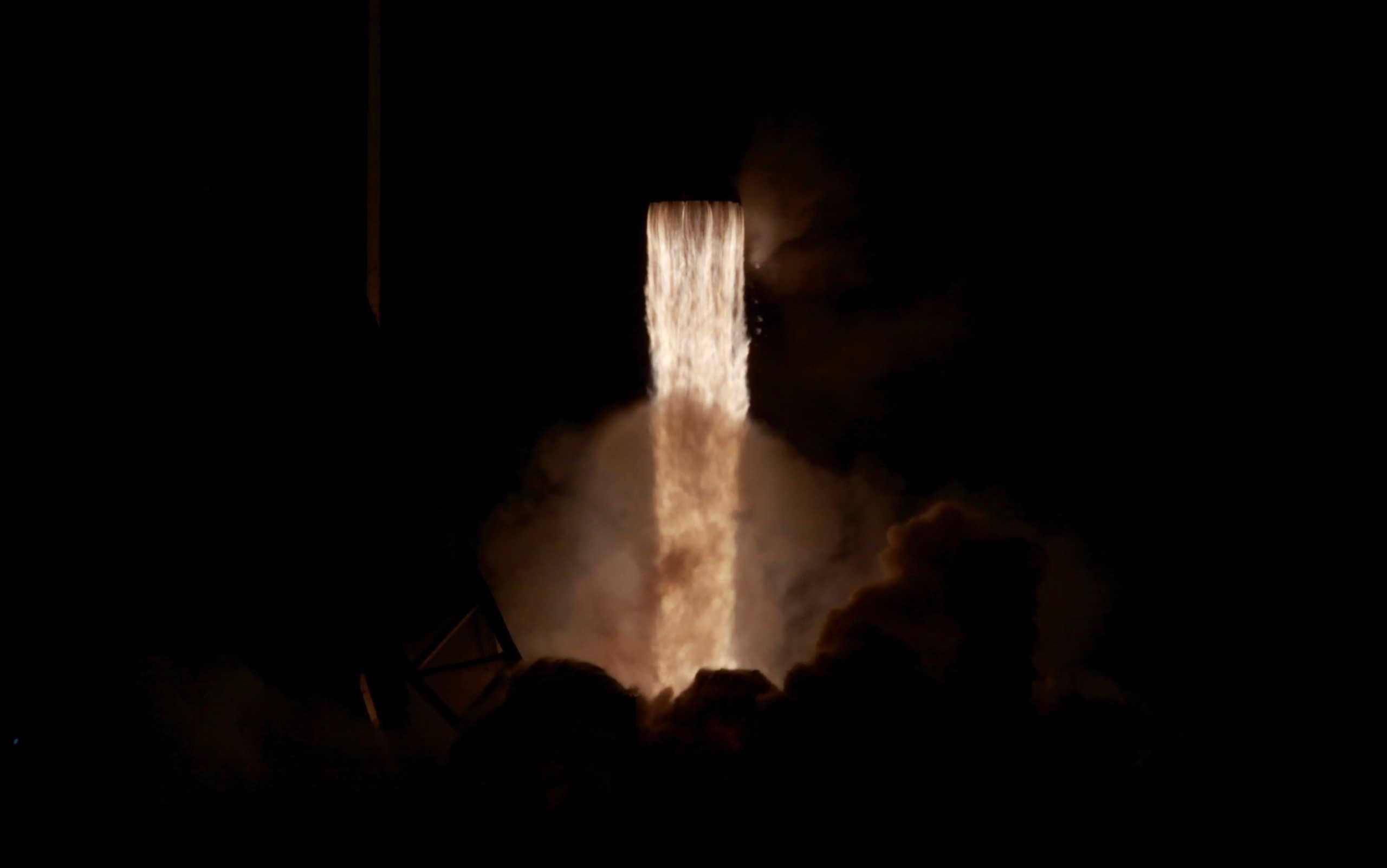 SpaceX και NASA έγραψαν ιστορία: Στο Διάστημα με 4 αστροναύτες το Crew-1 Dragon «Resilience»