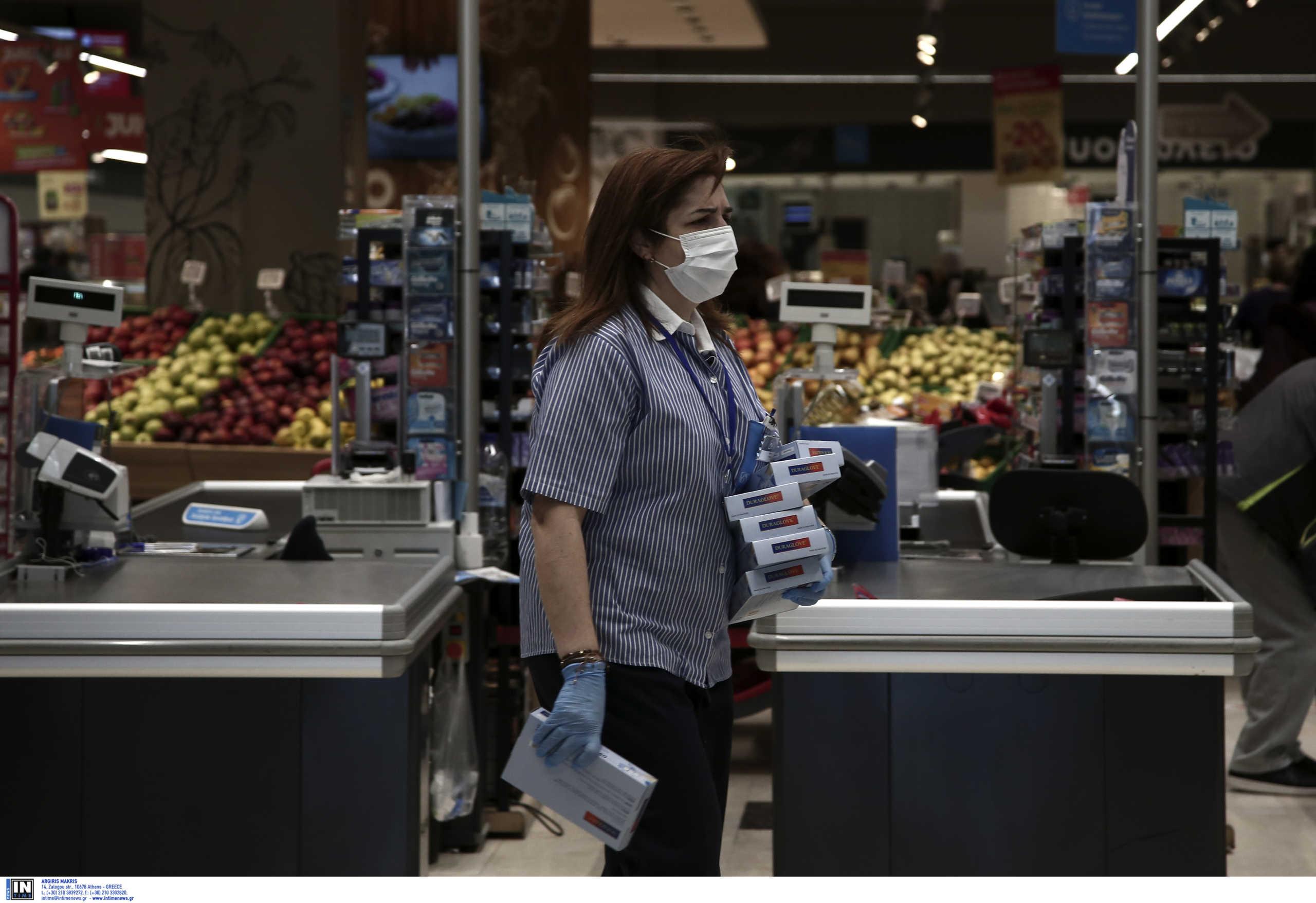 Στροφή των καταναλωτών στα ηλεκτρονικά σούπερ μάρκετ, κατακόρυφη ζήτηση