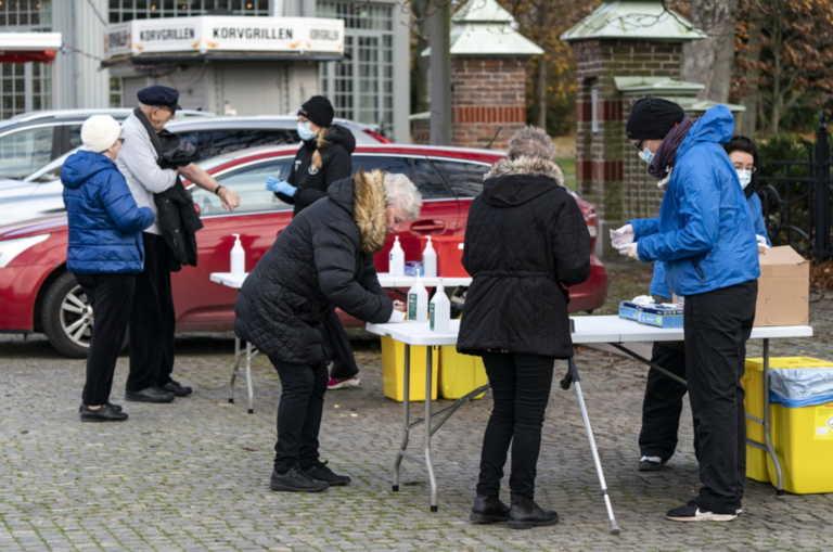 Κορονοϊός: Χιλιάδες τα ημερήσια κρούσματα στη Σουηδία – Σοβαρές ελλείψεις στη φροντίδα ασθενών στα γηροκομεία