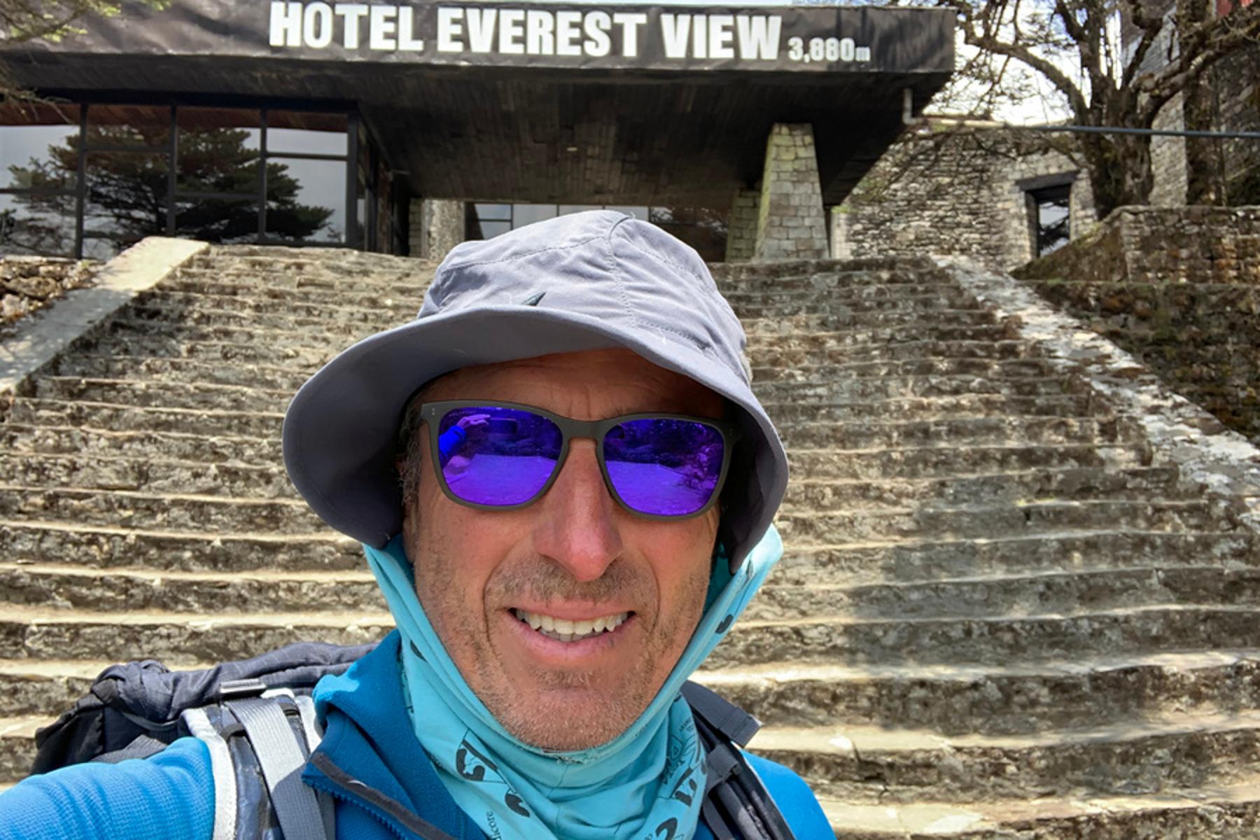Αντώνης Συκάρης: Κυνηγώντας το ακατόρθωτο – Η μεγάλη πρόκληση του «Φονικού βουνού»