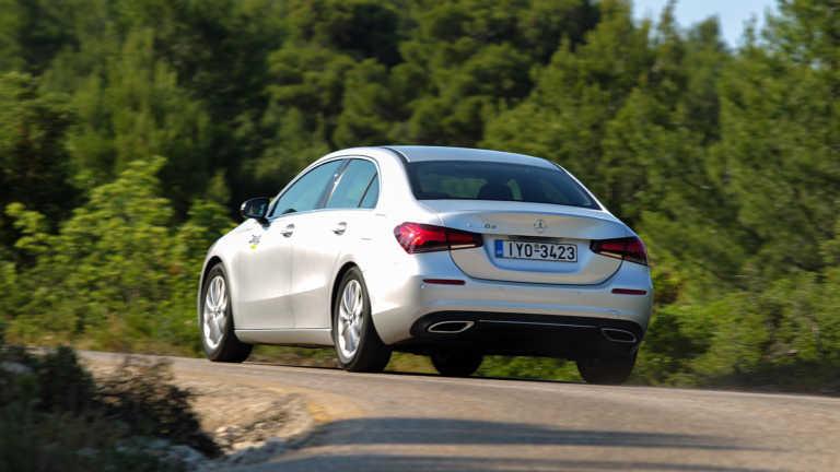 Μεγάλωσε ασύμφορα ο κινητήρας στις μικρές ντίζελ Mercedes-Benz