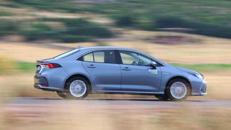 Στην Ελλάδα η νέα και πιο προσιτή έκδοση της Toyota Corolla Sedan