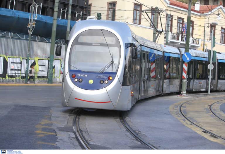 Τετράωρη στάση εργασίας στο τραμ την Τετάρτη