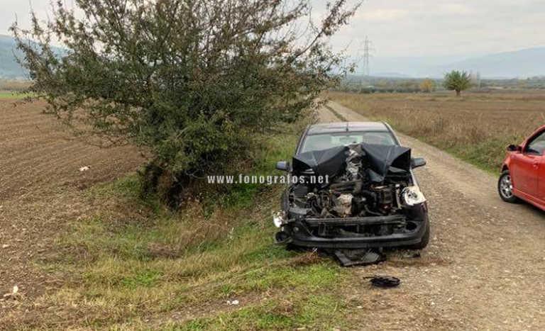 Φθιώτιδα: Σοβαρό τροχαίο με ιερέα! Μετωπική σύγκρουση με αυτοκίνητο που οδηγούσε γυναίκα (Φωτό)