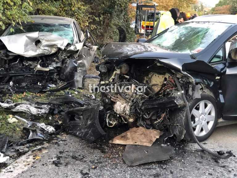 Θεσσαλονίκη: Νεκρός και ο δεύτερος οδηγός από το φριχτό τροχαίο στην Παπανικολάου