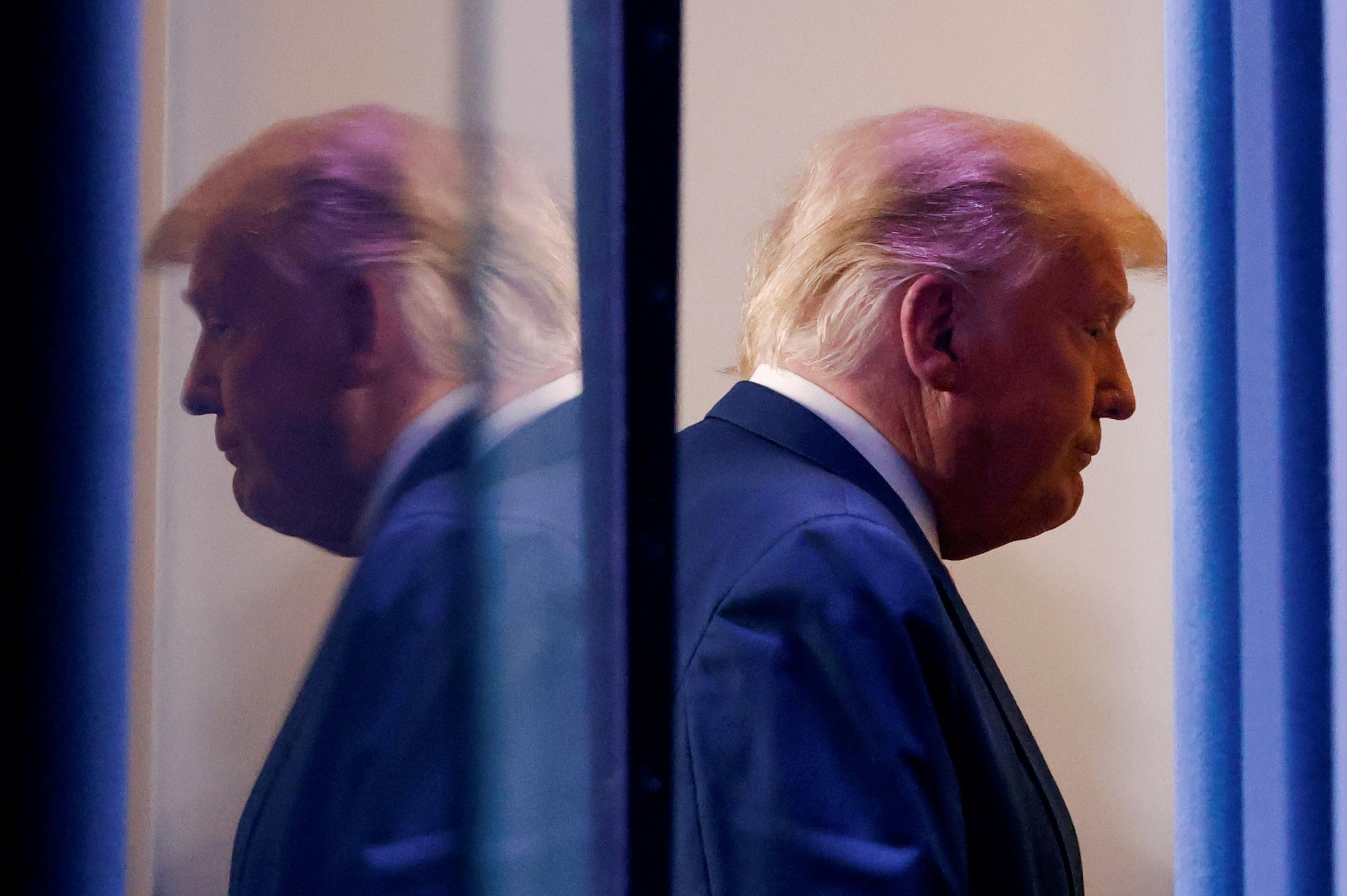 Ντόναλντ Τραμπ αμερικανικές εκλογές