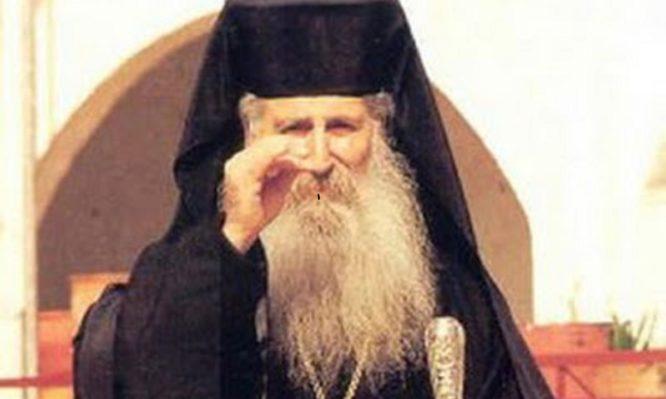 Σαν σήμερα εκοιμήθη ο Άγιος της Εύβοιας