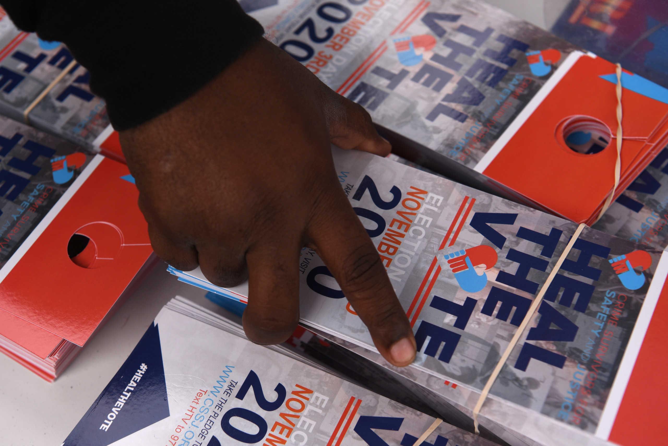 """Οι αμερικανικές εκλογές σε αριθμούς – Οι ημερομηνίες, οι πολιτείες – """"κλειδιά"""" και οι δαπάνες που προκαλούν…. ίλιγγο"""