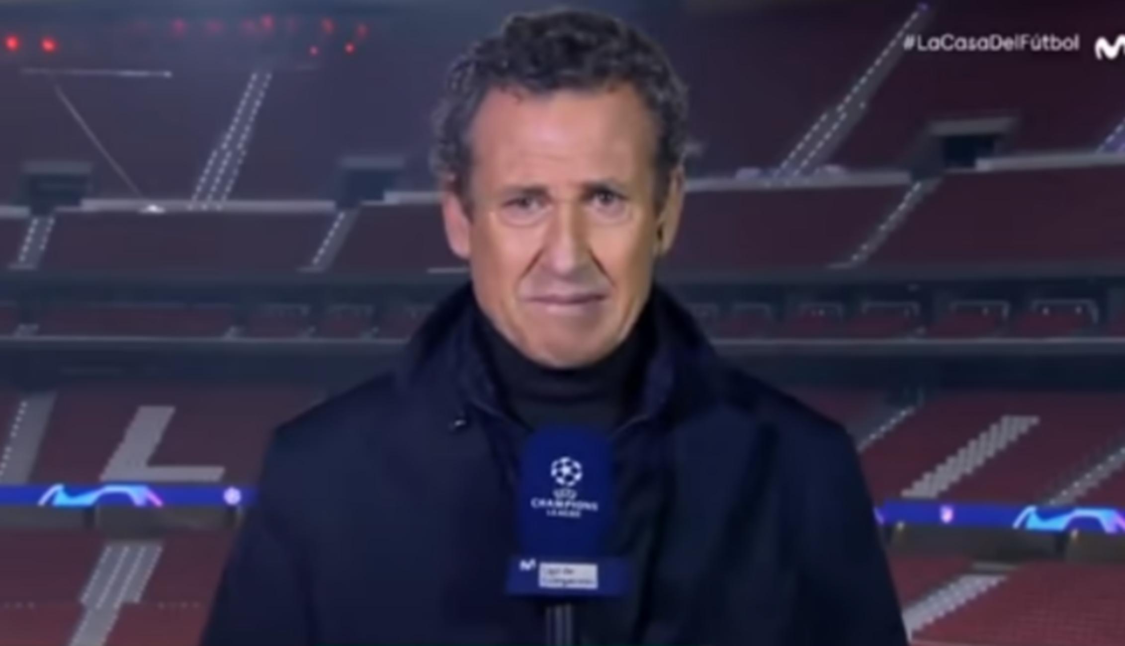 """Ντιέγκο Μαραντόνα: Δάκρυσε στον """"αέρα"""" ο Βαλντάνο για το θάνατό του (video)"""