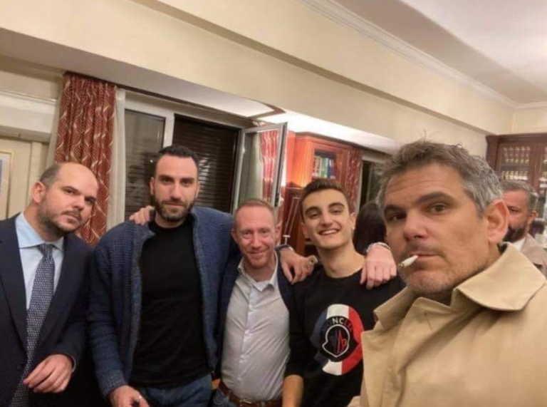 Κριτική στον Βερβεσό για το… πάρτι κορονοϊού από τον Δικηγορικό Σύλλογο αλλά όχι αίτημα παραίτησης