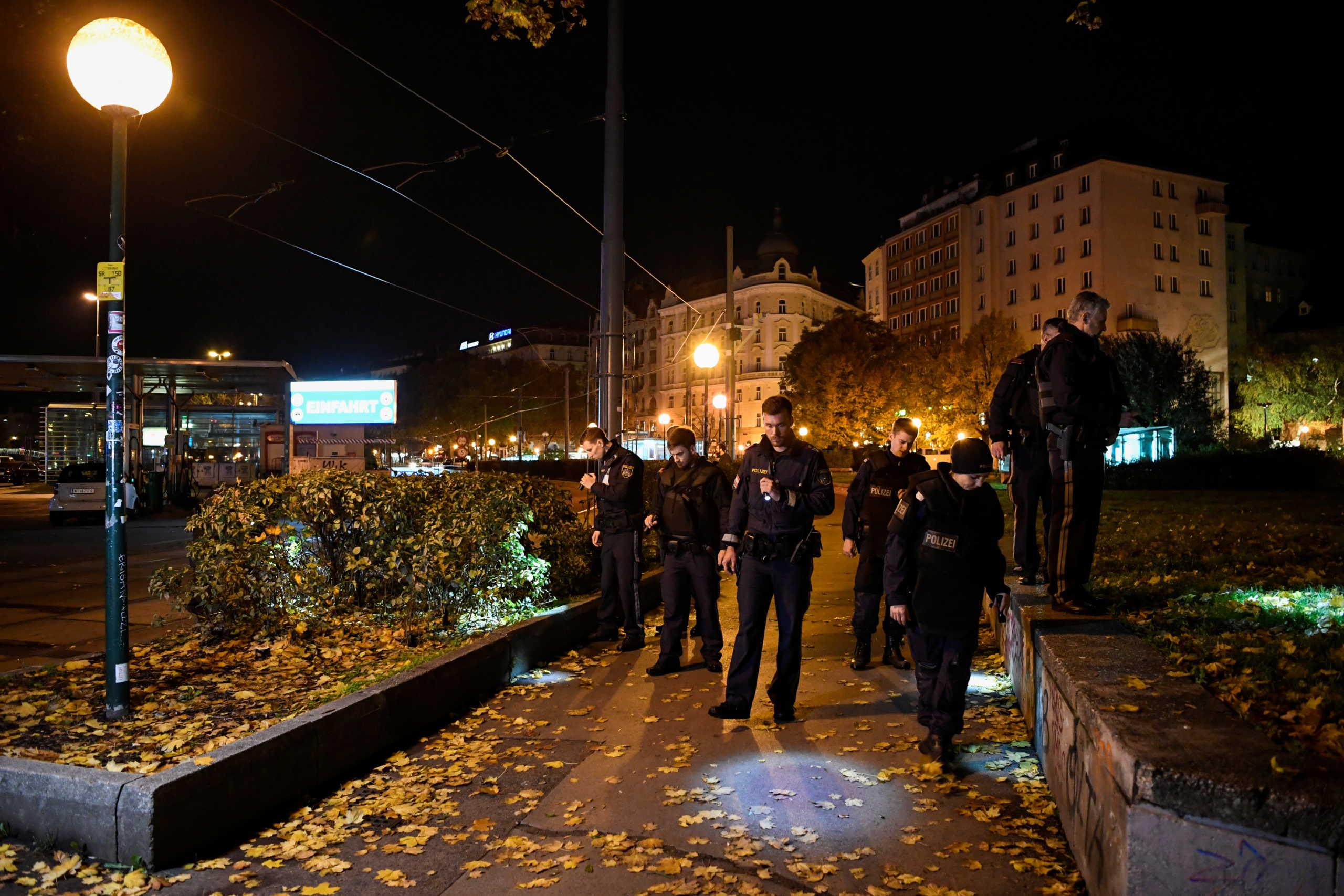 Τρομοκρατική επίθεση στη Βιέννη: Λάθος των αρχών ασφαλείας παραδέχτηκε ο υπουργός Εσωτερικών