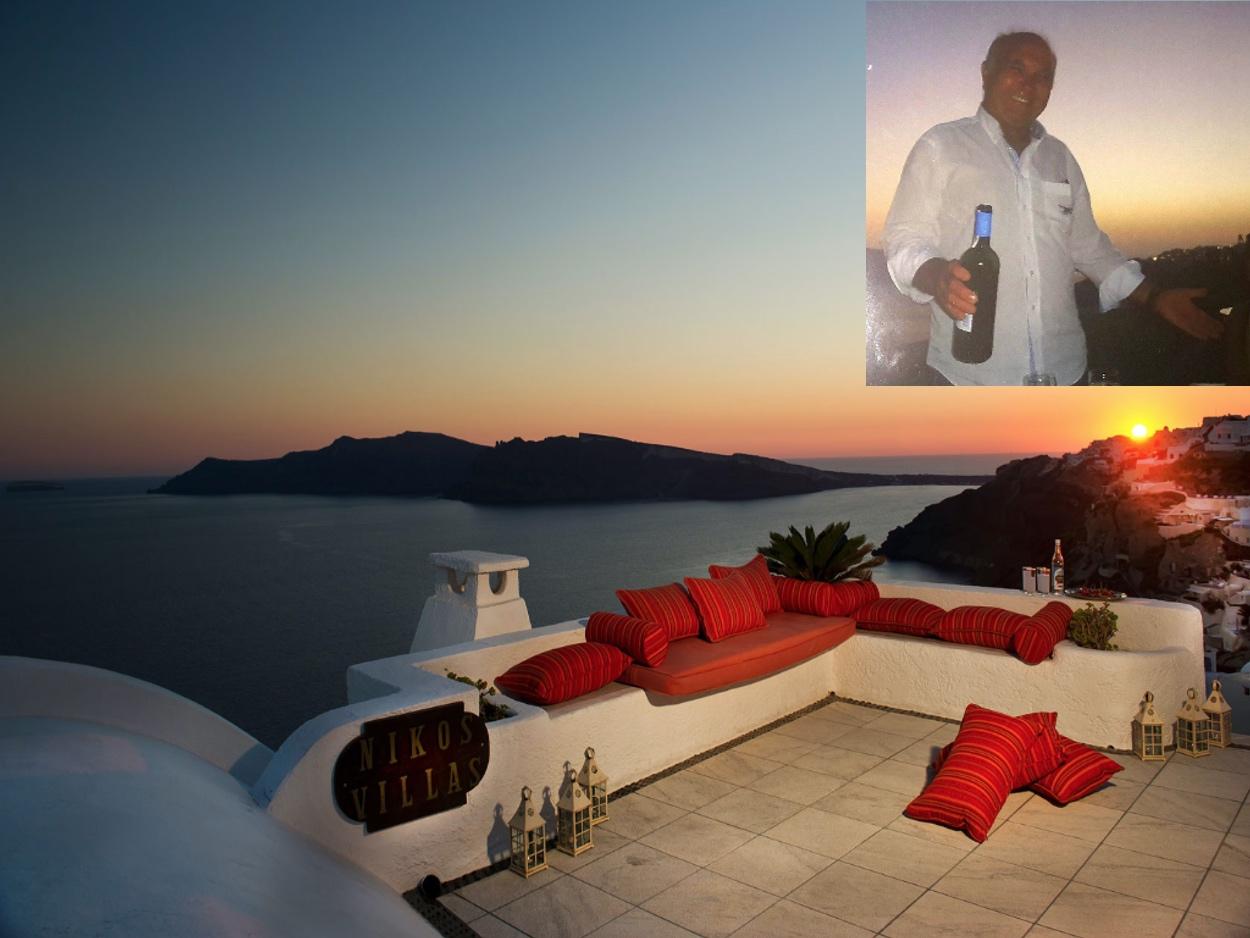 Σαντορίνη: Εξιχνιάστηκε η δολοφονία του ξενοδόχου! Τον σκότωσε για 200 ευρώ