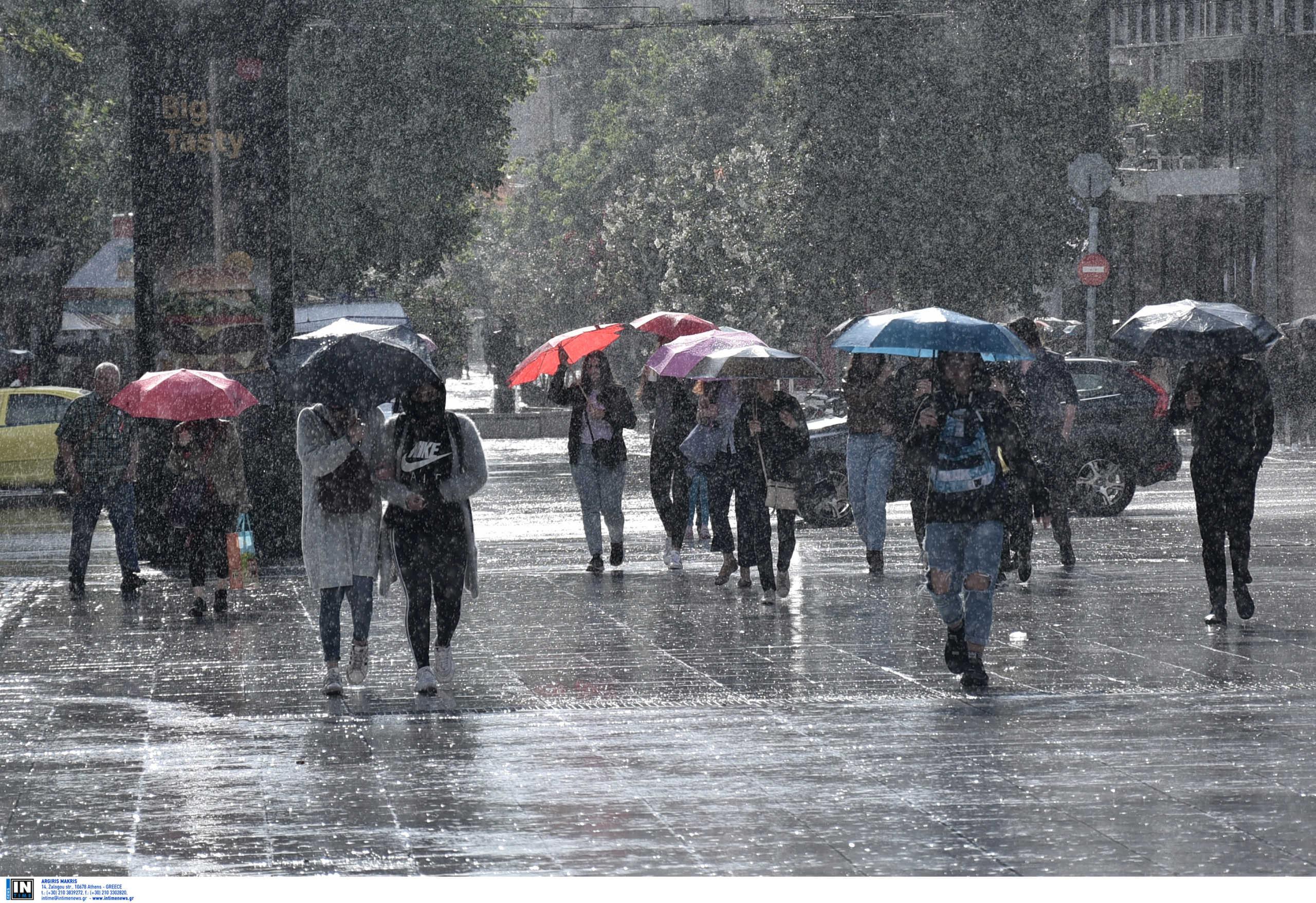 Καιρός σήμερα: Βροχερό το σκηνικό με παγετό στα ηπειρωτικά