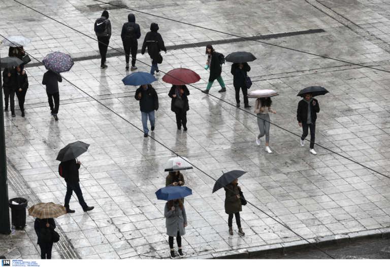 Καιρός αύριο: Σε ποιες περιοχές θα πέσουν βροχές και καταιγίδες – Πού θα έχει παγετό