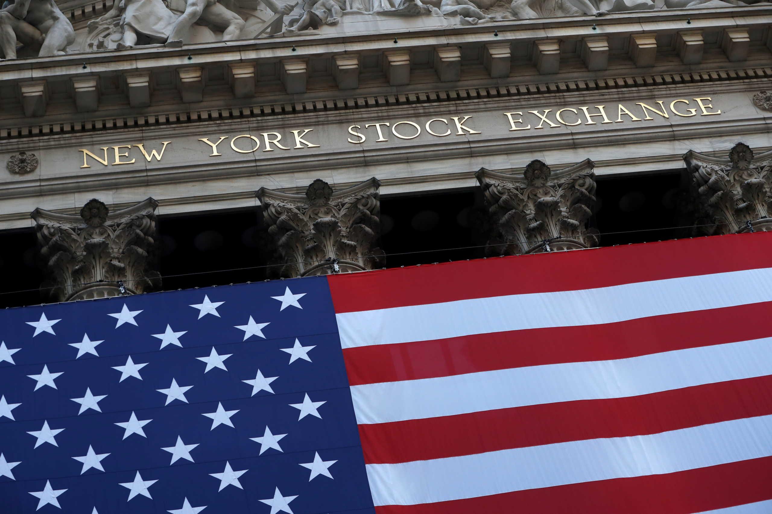 εκλογές ΗΠΑ αμερικάνικη σημαία