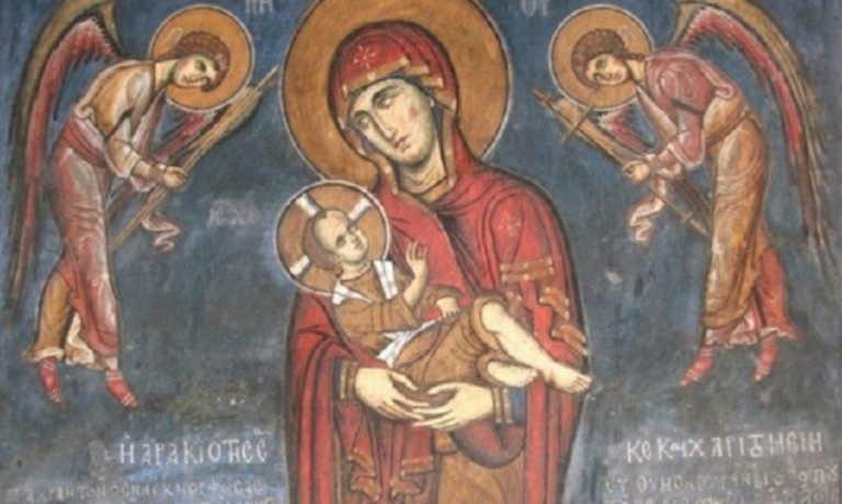Γιατί ο Χριστός απεικονίζεται φορώντας σκουλαρίκι;