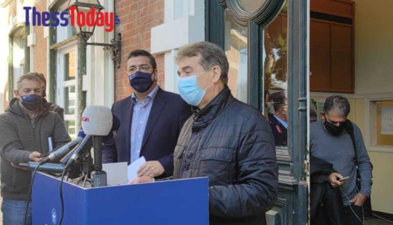 Χρυσοχοΐδης: Έλεγχοι παντού για να μειώσουμε την εξάπλωση του κορονοϊού (video)