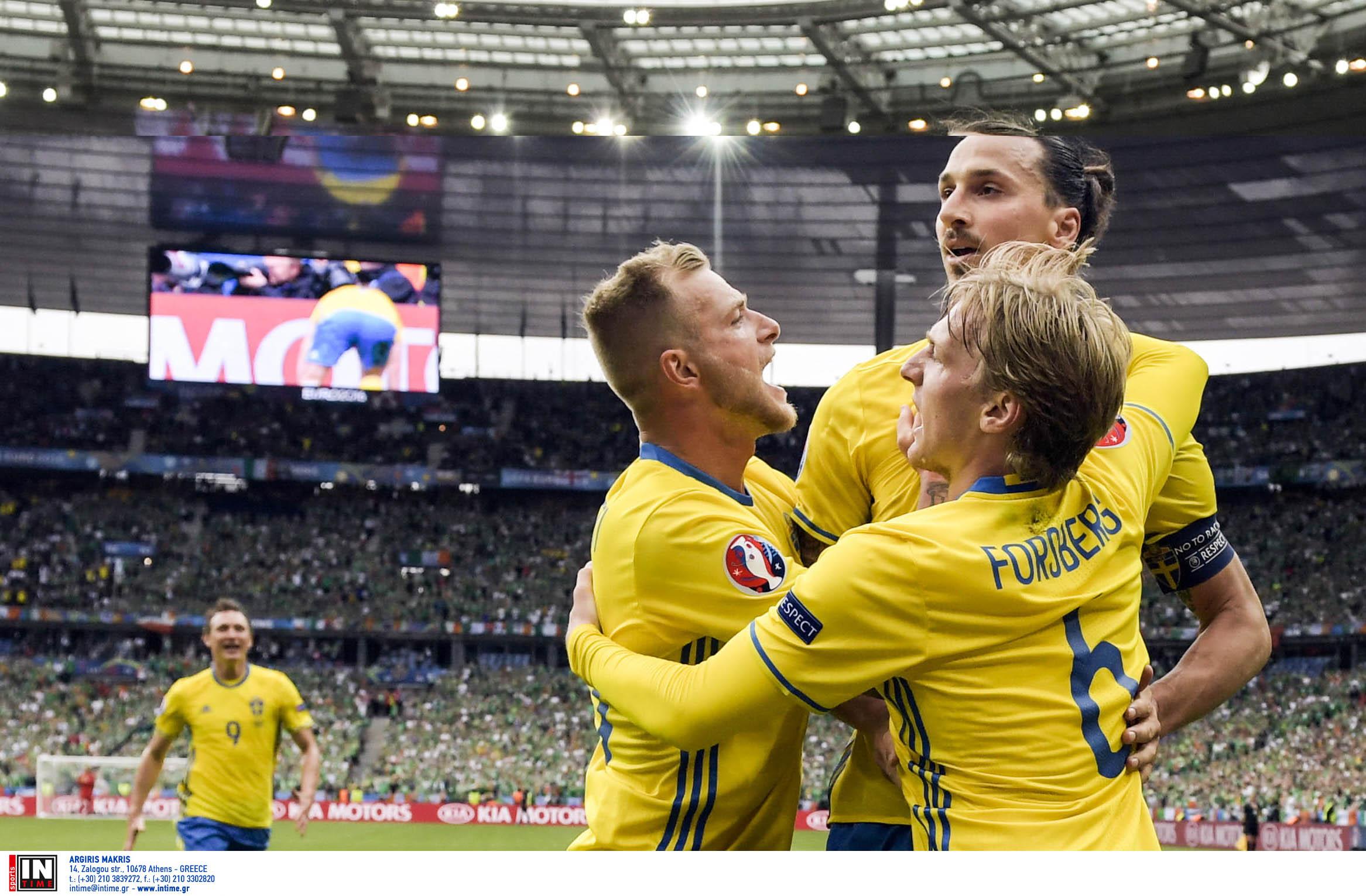 Ο Ζλάταν επιστρέφει στην Εθνική Σουηδίας