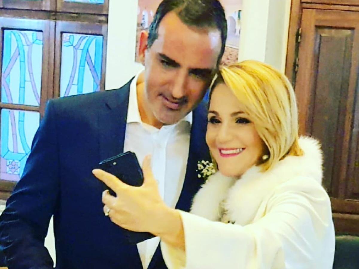 Παντρεύτηκε η βουλευτής της ΝΔ, Μίκα Ιατρίδη