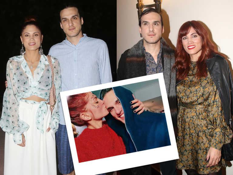 Μαίρη Συνατσάκη – Αιμιλιανός Σταματάκης: Το χρονικό της γνωριμίας που εξελίχθηκε σε έρωτα, οι κοινές εμφανίσεις και ο απρόσμενος χωρισμός (pics)