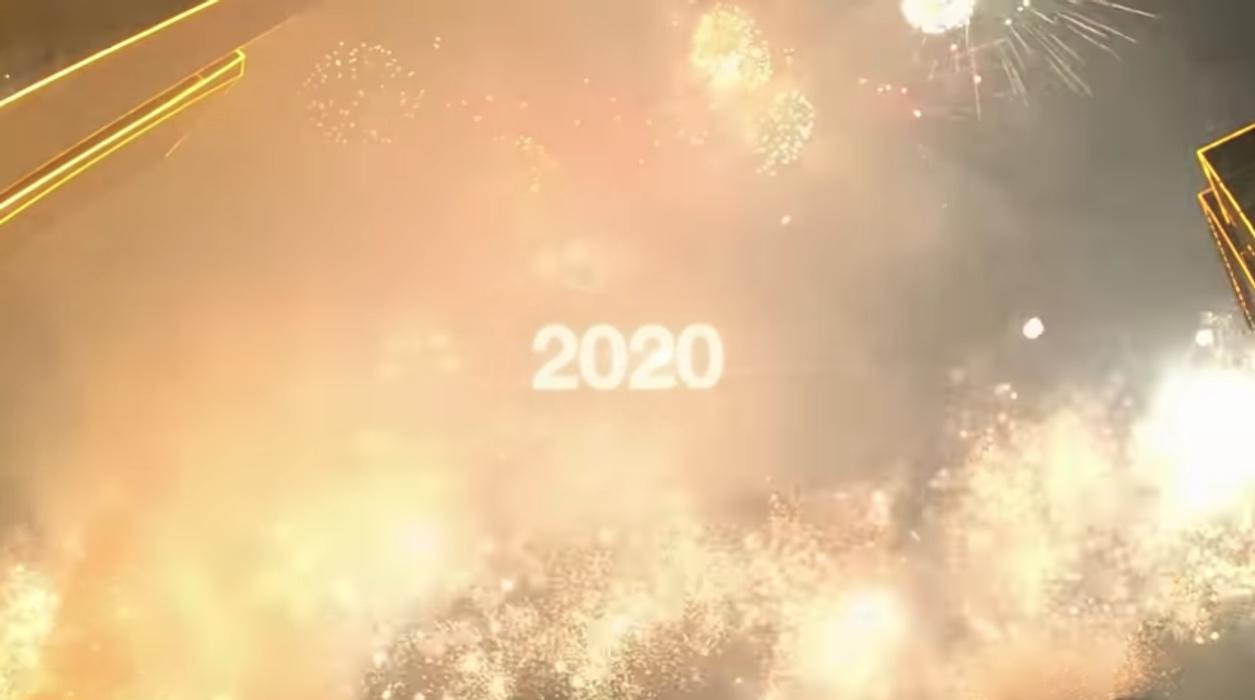 Το 2020 σε 4 λεπτά σε ένα συγκλονιστικό βίντεο για την χρονιά του κορονοϊού