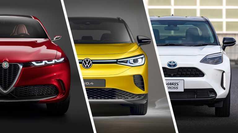 Τα πιο σημαντικά αυτοκίνητα που περιμένουμε το 2021 [pics]