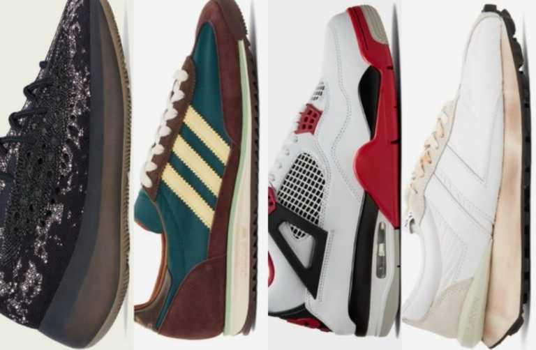 Δες ποια είναι τα sneakers που ήταν ιδιαίτερα δημοφιλή το 2020 – Σίγουρα έχεις ένα ζευγάρι
