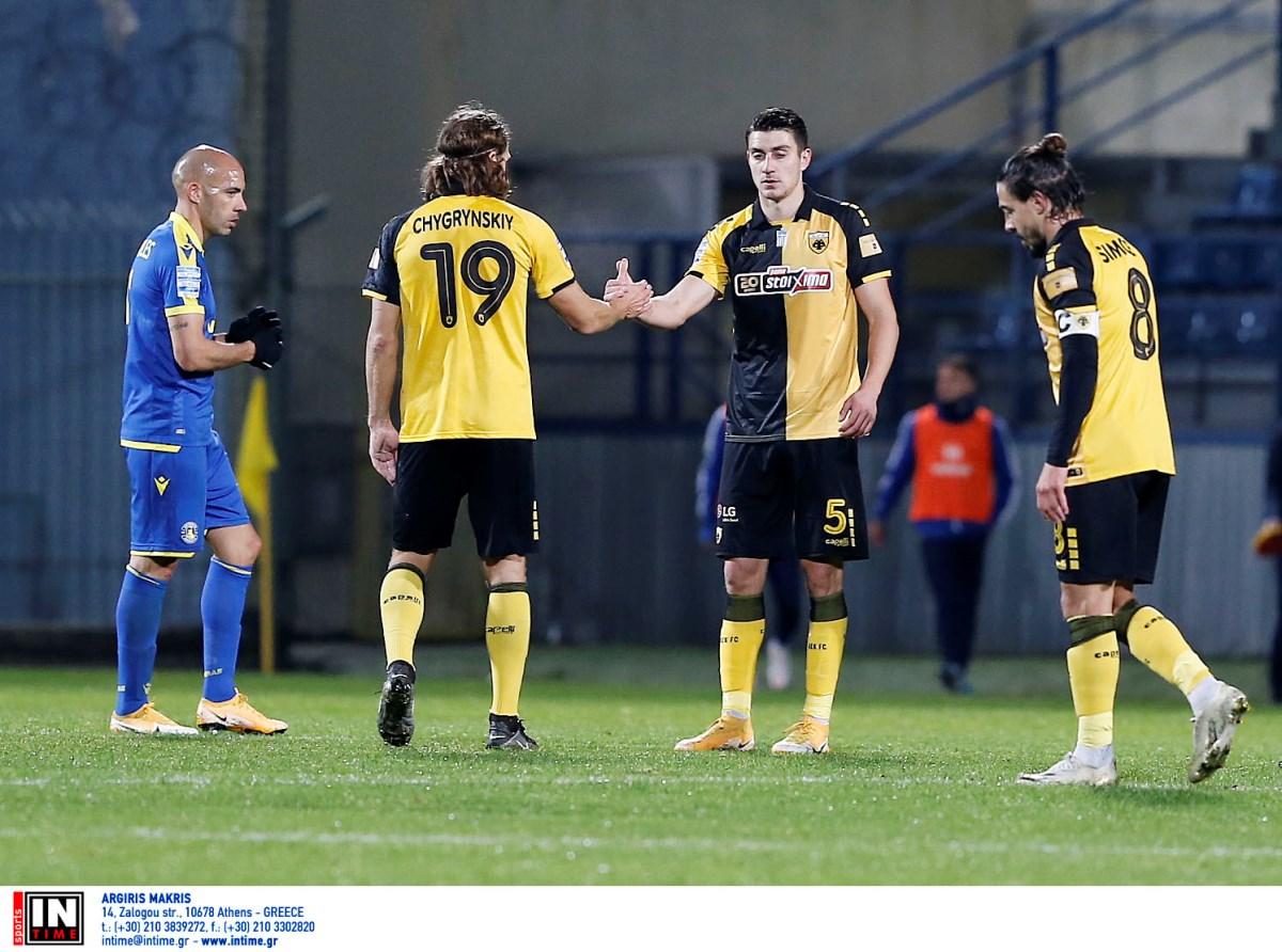 ΑΕΚ – Νεντελτσιάρου: «Σενάριο» για ενδιαφέρον από ομάδα της Serie A