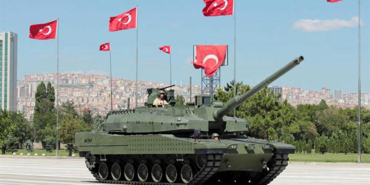 Altay: «Οργή» Άγκυρας για το γερμανικό «χαστούκι» στο τουρκικό τεθωρακισμένο άρμα μάχης!