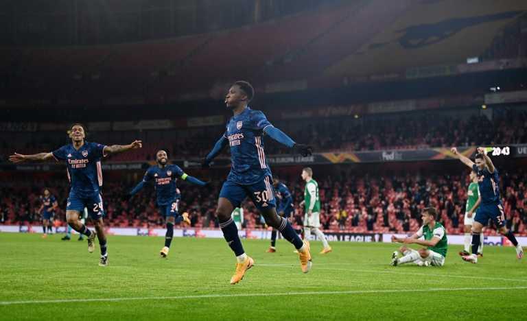 """""""Μοίρασαν"""" γκολ Άρσεναλ, Μπενφίκα, Ρόμα και Ρέιντζερς – Αποτελέσματα και προκρίσεις στο Europa League (videos)"""