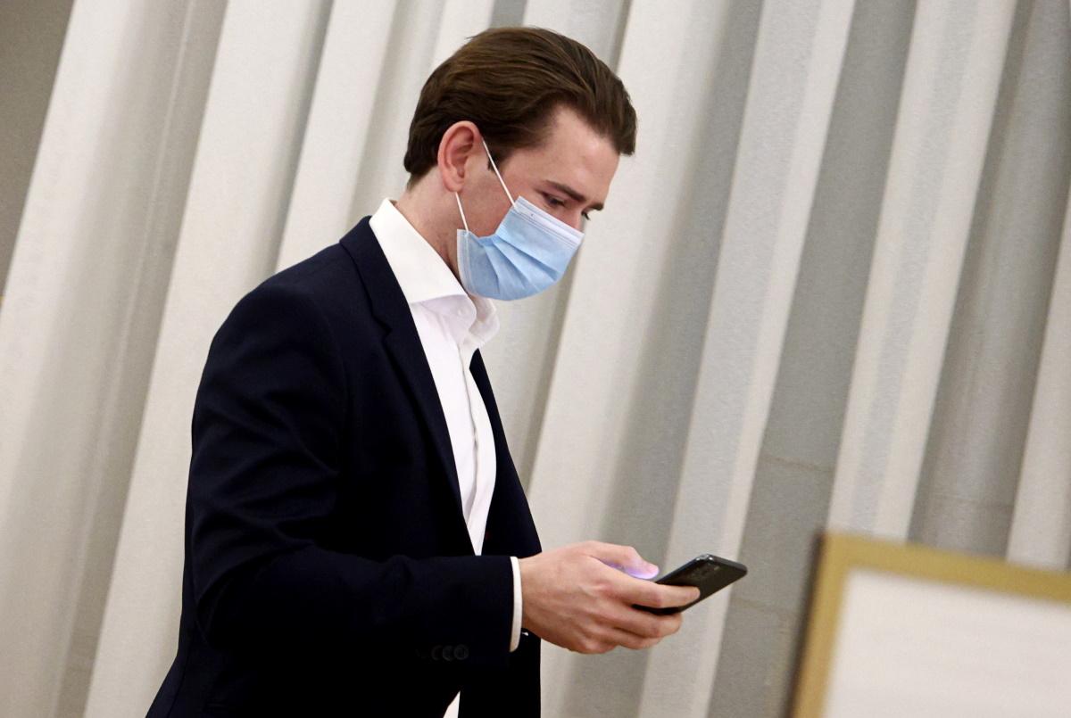 Καγκελάριος Αυστρίας: Ήθελα σκληρότερα μέτρα, αλλά τεστ και εμβολιασμοί θα μας φέρουν πίσω την ελευθερία