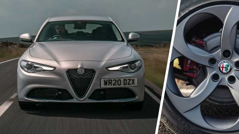 Alfa Romeo Giulia: Ανάκληση λόγω φρένων της Brembo