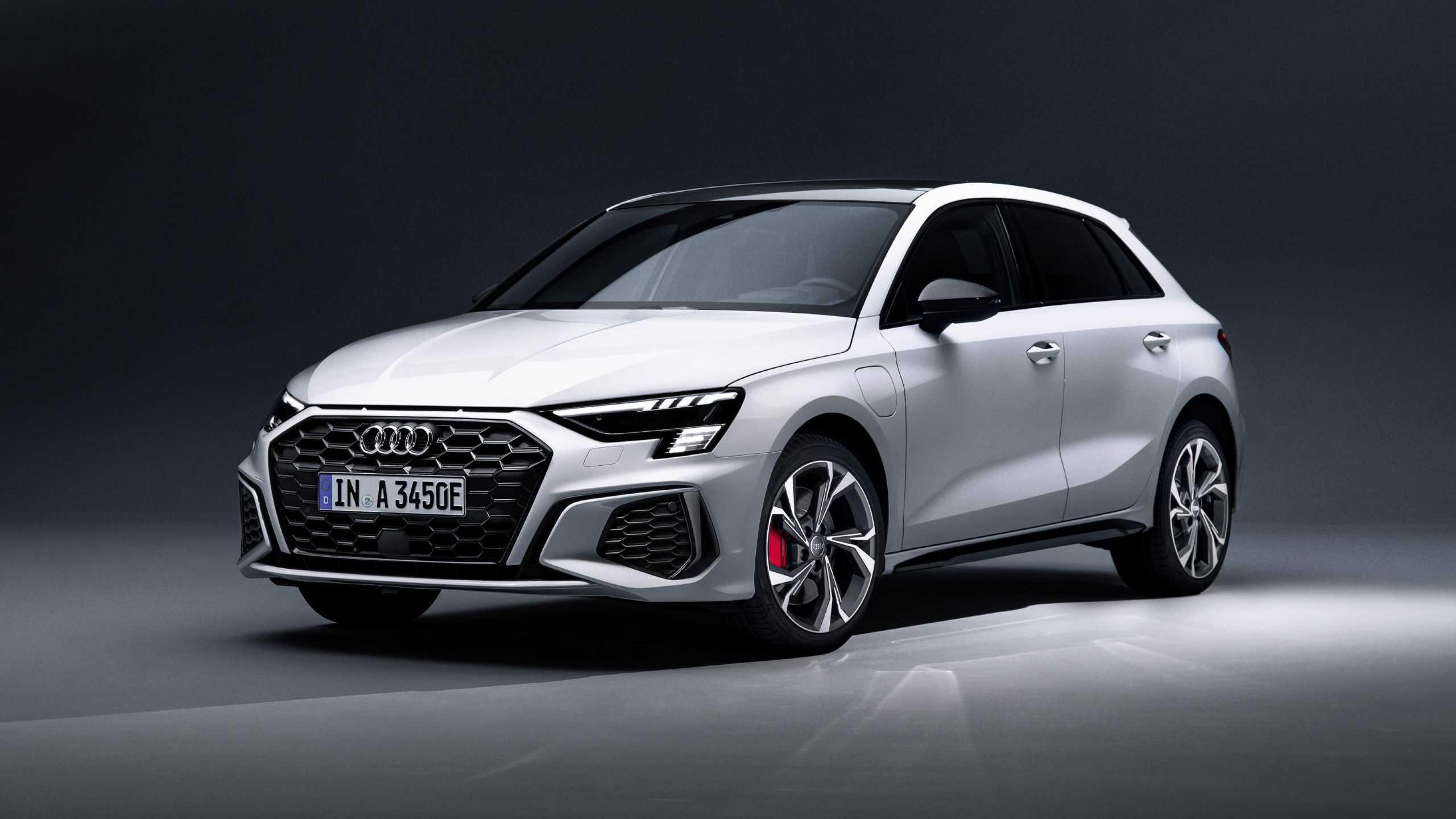 Νέα υβριδική έκδοση του Audi A3 Sportback με 245 ίππους