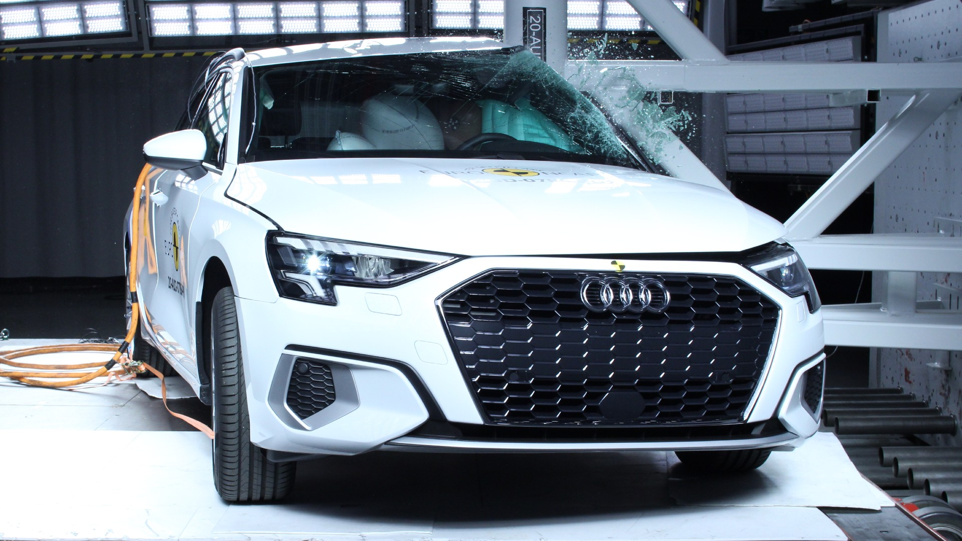Euro NCAP: Audi A3, Hyundai i10, SEAT Leon και άλλα τέσσερα μοντέλα στο μικροσκόπιο [vids]