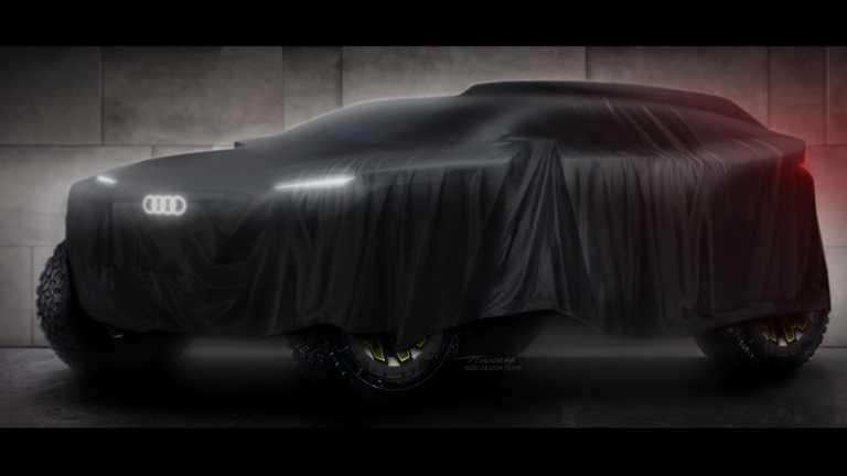 Η Audi στο Rally Dakar και στις 24 Ώρες του Le Mans!