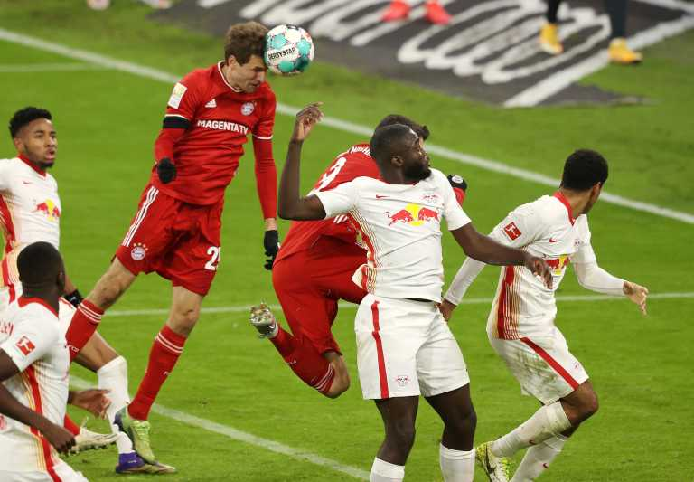 "Bundesliga: ""Άντεξε"" η Μπάγερν σε ένα συγκλονιστικό ντέρμπι στη Γερμανία! (videos)"