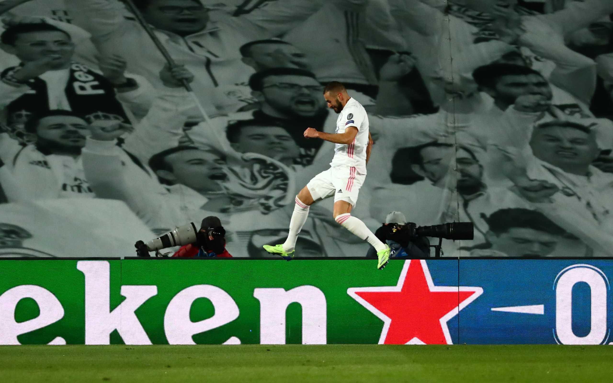 Champions League: Τέλος καλό… όλα καλά για την Ρεάλ! «Μαύρη» βραδιά για την Ίντερ (videos)