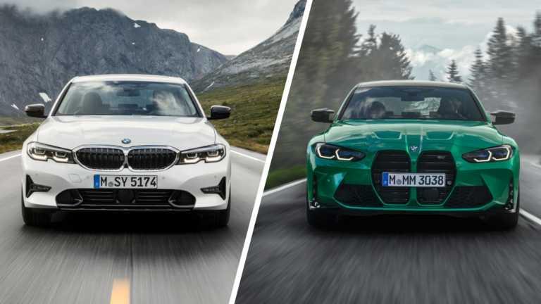 Οι τιμές της βασικής BMW 318i αλλά και των κορυφαίων Μ3 και Μ4