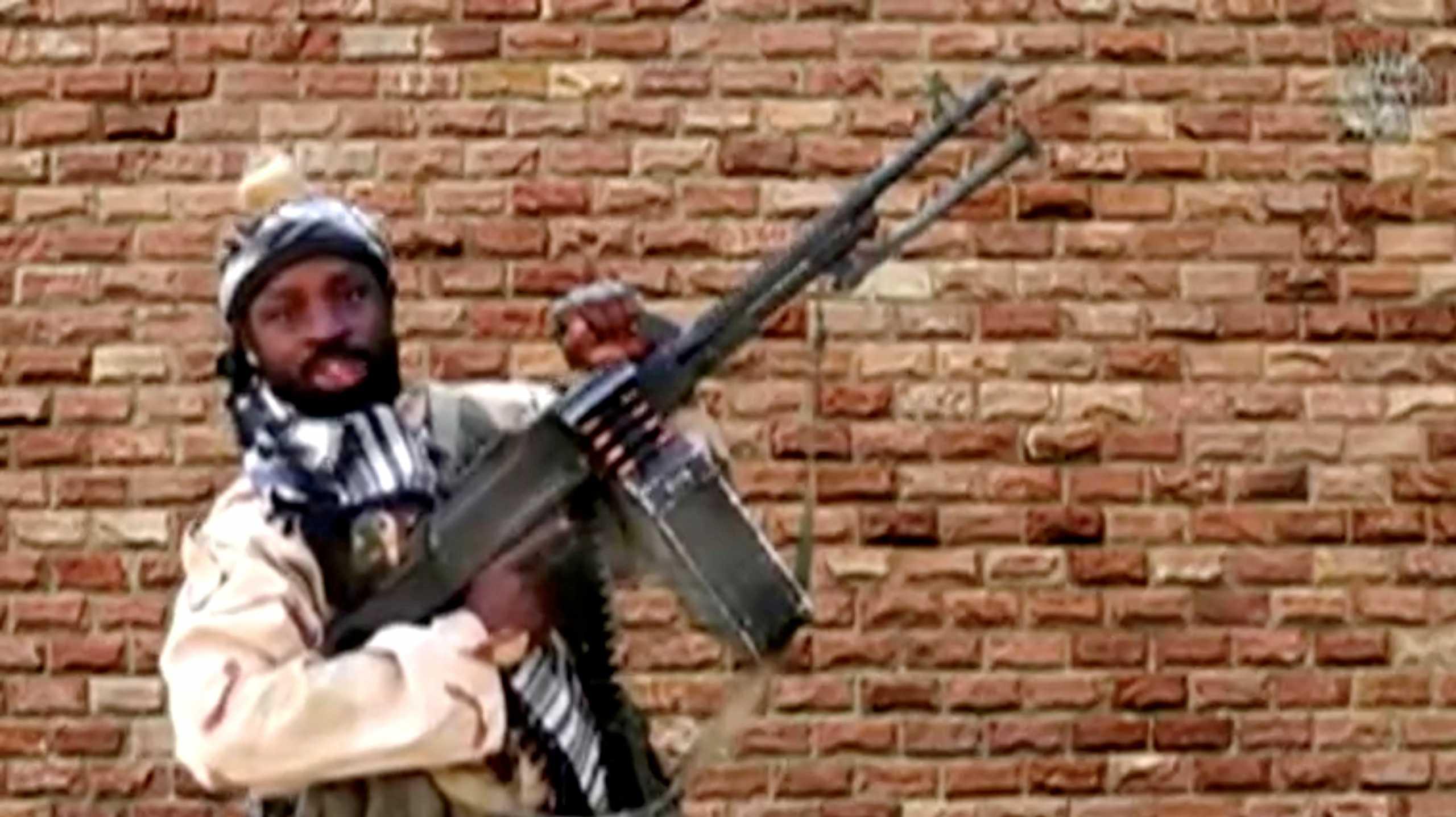 Νιγηρία: Απόπειρα αυτοκτονίας από τον ηγέτη της Μπόκο Χαράμ για να μην συλληφθεί από αντιπάλους