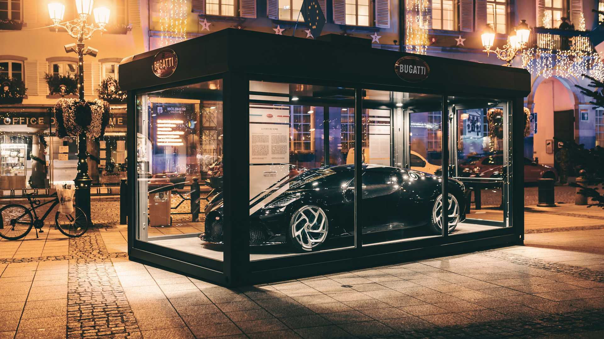 Bugatti: Ο ακριβότερος χριστουγεννιάτικος στολισμός στον κόσμο [pics]