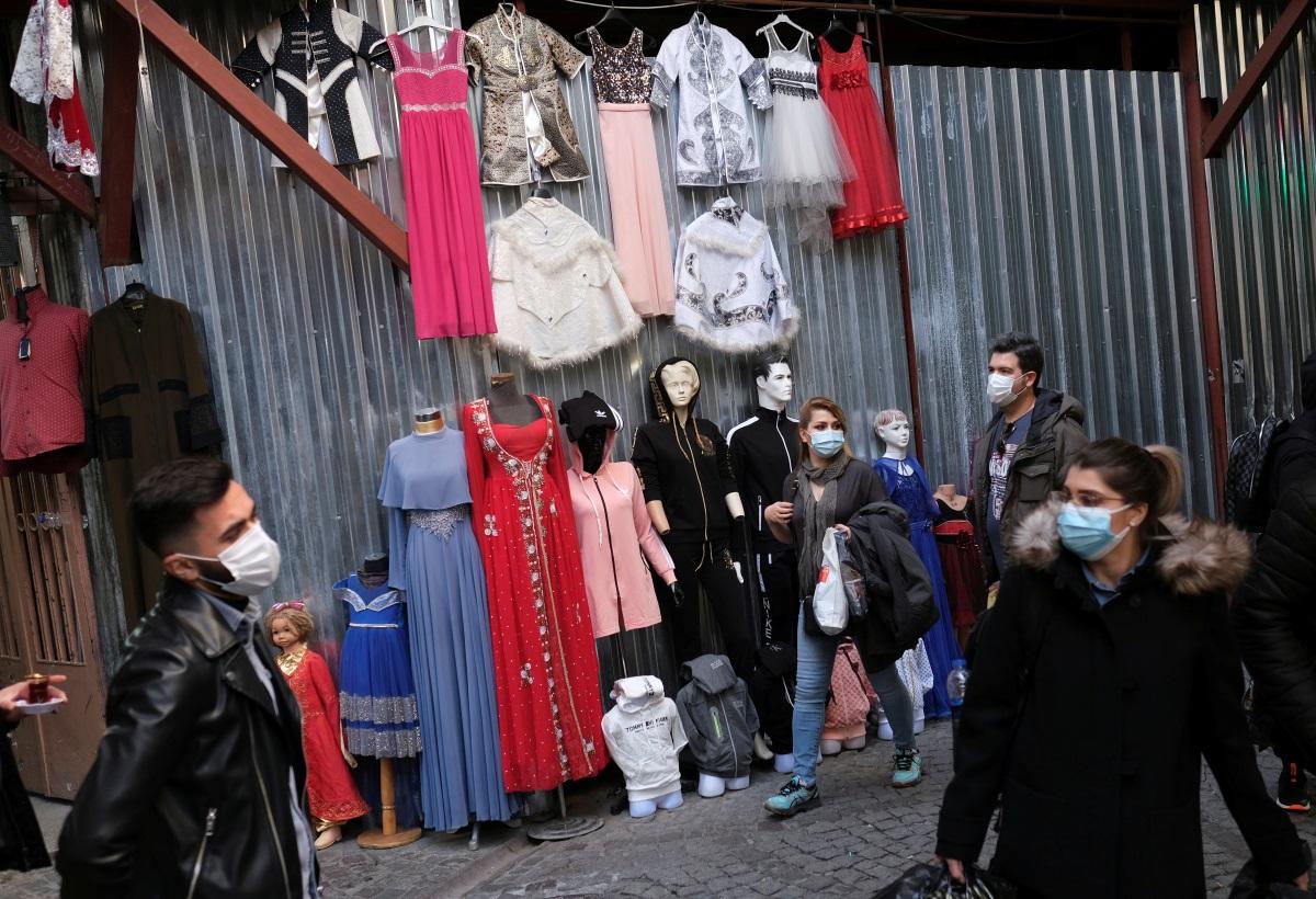 Τουρκία: «Θερίζει» ο κορονοϊός – 259 θάνατοι και 19.650 νέα κρούσματα
