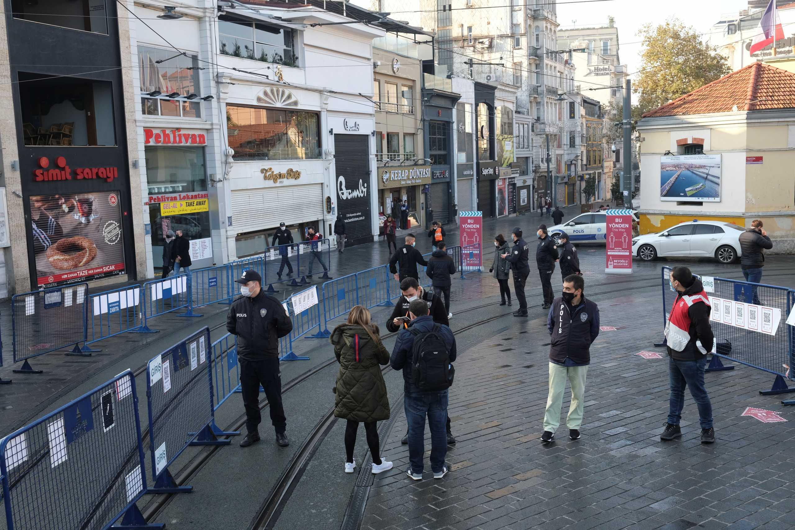 Τουρκία: 197 νεκροί και πάνω από 13.500 νέα κρούσματα