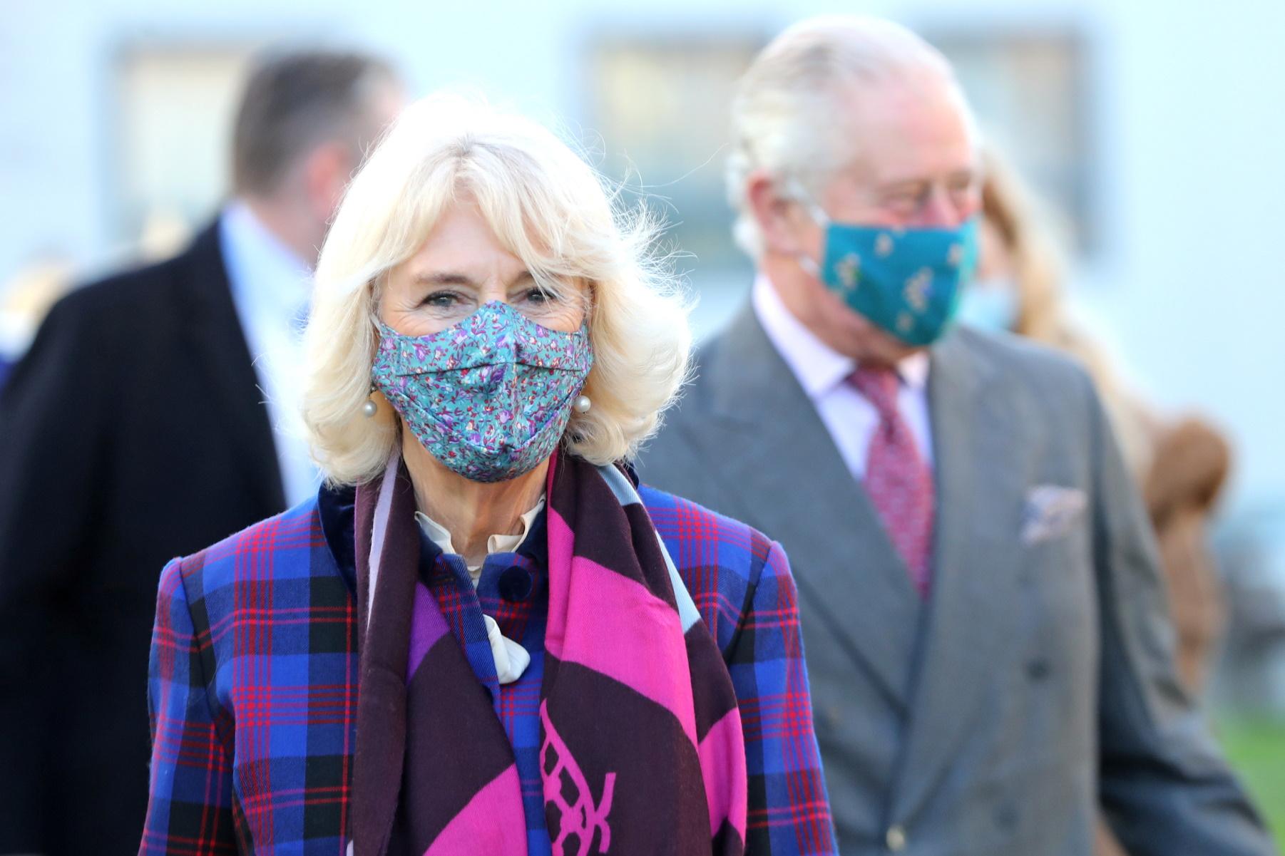 Βρετανία: Ο πρίγκιπας Κάρολος και η Καμίλα έκαναν το εμβόλιο κατά του κορονοϊού