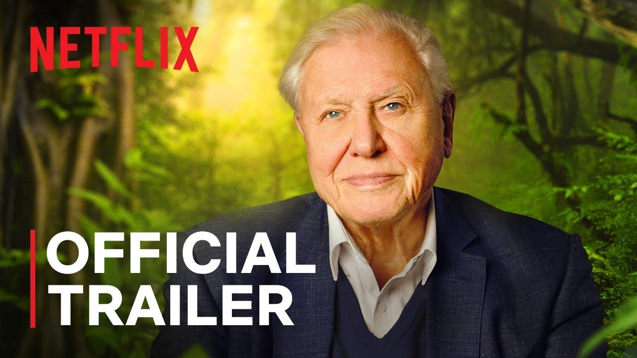 Τέλος τα ταξίδια για τον David Attenborough, μετά από 60 χρόνια καριέρας (vid)